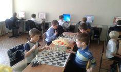 Кузница шахматных кадров
