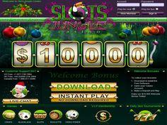 Slots Jungle Casino Bonus Codes