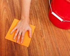 Cómo limpiar óxido del piso