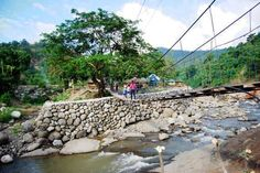 Pugo, La Union hanging bridge. Visit PUGAD in La Union to experience some real thrills La Union, Philippines, Places Ive Been