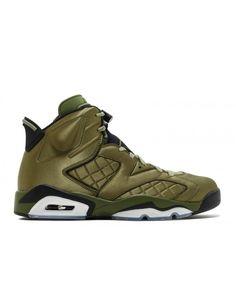 new styles 3e261 049fb Air Jordan 6 Retro Pinnacle Palm Green Palm Green Black ah4614 303