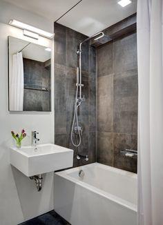 Modern bathroom photos: guest bathroom   homify