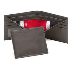 Columbus Blue Jackets Game Used Uniform Wallet