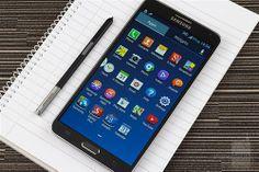 Top 5 Smartphones of 2014 - Samsung Galaxy Note 3