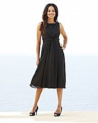 Joanna Hope Angel Sleeve Sequin Dress (160 AUD) found on Polyvore ...
