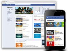 Facebook testing native Android app.  >> For more info click the picture ♥