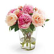 Pink Peony Bouquet from Gump's