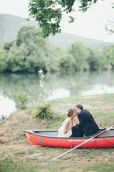 Outdoor Tent Wedding | Society Bride