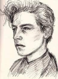 Afbeeldingsresultaat voor how to draw cole sprouse