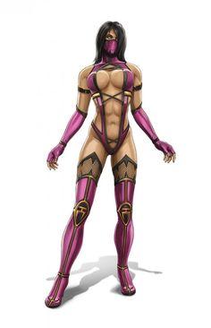 Mortal Kombat - Mileena http://cheapps4console.com/