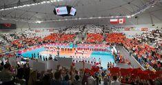 Udany rewanż - od 0:2 do 3:2! Brawa dla biało-czerwonych! 👏👏🙌 #najlepsikibicenaswiecie #bądźczęściągry #goPoland 📷@polskasiatkowka_official