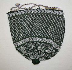Bag  Date: 1800–1820