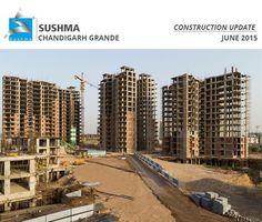 Construction Update: Sushma Buildtech Limited's Sushma Chandigarh Grande..!!  Contact +918427660057 for more information..!! #RakshaRealty #RealEstate #Chandigarh #Zirakpur #Mohali