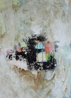 "Saatchi Art Artist Rodrigue Semabia; Painting, ""Ash and shadow"" #art"