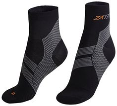 Compression Socks BlackGray Medium >>> Check out the image by visiting the link. Note:It is Affiliate Link to Amazon.