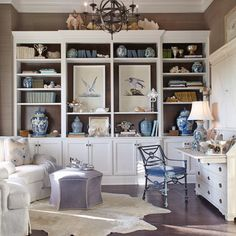 Built In Bookcase Stock Cabinets Design Ideas, Pictures, Remodel and Decor