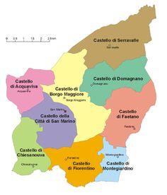Located Near Auteuil Manotel Hotel, San Marino (/ˌsæn məˈriːnoʊ/ Republic Of San Marino, The Republic, San Marino Map, Council Of Europe, Country Maps, Bora Bora, Countries Of The World, Italy, Venice