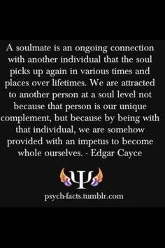 Soulmates...