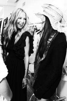 beauty secret. girlfriends + grins