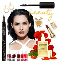 """""""Untitled #72"""" by sara-globevnik on Polyvore featuring beauty, Smashbox, Essie, Smith & Cult, Chanel, Milani, SPINELLI KILCOLLIN and NARS Cosmetics"""