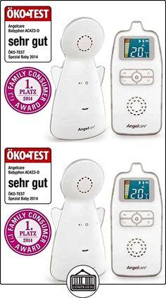 Angel Care Babyphone ac423de D, color blanco  ✿ Vigilabebés - Seguridad ✿ ▬► Ver oferta: http://comprar.io/goto/B00KINEPUK