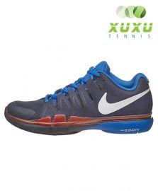 Nike Zoom Vapor 9.5 Tour Navy Cobalt Crimson http://tennisxuxu.vn/giay-nike/nike-zoom-vapor-9.5-tour-navy-cobalt-crimson#