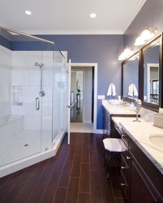 Bathroom remodel / custom bathroom from Murray Lampert