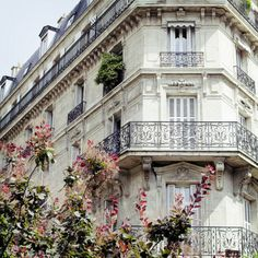 I want to be on one of these balconies with Dave with a glass of wine...