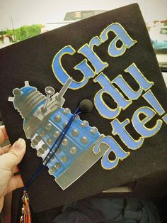 Watch out for this grad! / #SLCC15 tickets are on sale now: http://saltlakecomiccon.com/slcc-2015-tickets/?cc=Pinterest