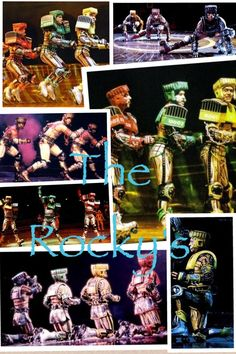 Starlight Express The Rocky's by Trapanzemia.deviantart.com on @deviantART