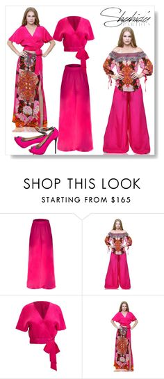 """""""Untitled #1005"""" by bharmon110957 ❤ liked on Polyvore featuring Alexander McQueen"""