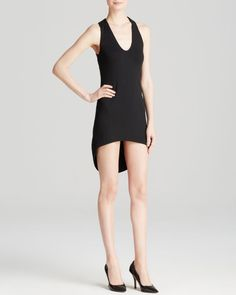 Riller & Fount Mini Dress - Massimo Open Back