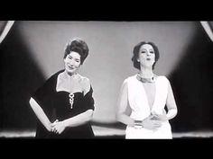 Angela Gheorghiu duet with Maria Callas