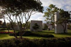 Museo del Árbol / Sede del Enea Garden Design