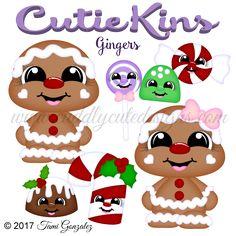 CutieKins-Gingers
