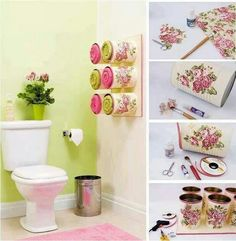 bathroom diy - Diy Bathroom Decor