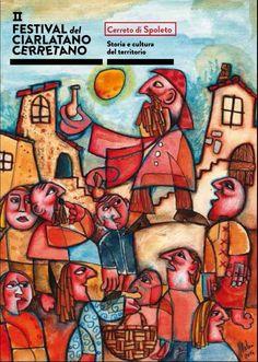 Programma Festival del Ciarlatano Cerretano - 2a edizione