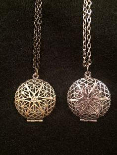 A personal favorite from my Etsy shop https://www.etsy.com/ca/listing/563264160/antique-silver-or-bronze-aromatherapy