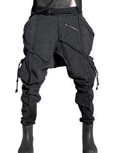 Patchwork pants //