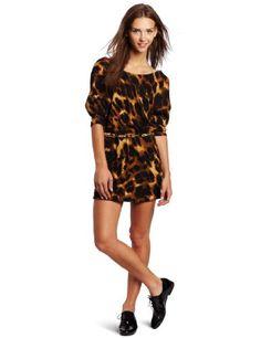 XOXO Juniors Printed Sweater Knit Dress $53.10
