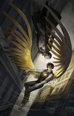 As incríveis ilustrações de fantasia e ficção científica de Julie Dillon
