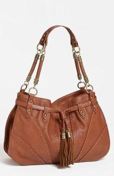 Jessica Simpson 'Kenya' Faux Leather...