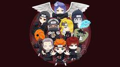 Anime Naruto  Akatsuki (Naruto) Pain (Naruto) Konan (Naruto) Itachi Uchiha Kisame Hoshigaki Deidara (Naruto) Zetsu (Naruto) Sasori (Naruto) Hidan (Naruto) Kakuzu (Naruto) Obito Uchiha Wallpaper