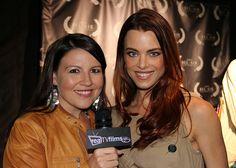 http://www.realtvfilms.com/blog/?p=11150  Christy Lee Hughes, Johanna Watts, Bel Air Film Festival 2012 by Real TV Films, via Flickr