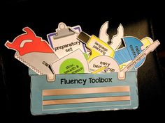I love this DIY Fluency Toolbox for Stuttering!  Not only are you teaching strategies to manage stuttering, but the manipulatives give the kids a sense of ownership of their stuttering management strategies.