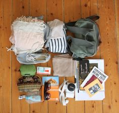 Backpack-Packliste für Fernreisen (Tropen)