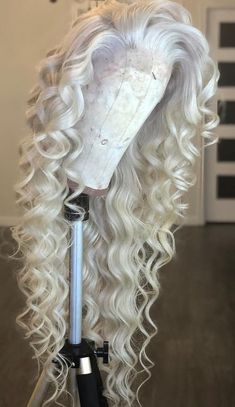 Blonde Wigs Lace Hair Brown Wigs Katy Perry Blonde Ash Toner For Bleached Hair Strawberry Blonde Curly Wig Blonde Curly Wig, Curly Wigs, Short Curly Hair, Human Hair Wigs, Curly Hair Styles, Natural Hair Styles, Ash Blonde, Medium Blonde, Hair Medium