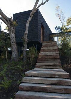 Ranco House // elton+léniz arquitectos asociados