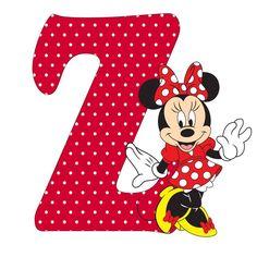 Mouse Alphabet Z Minnie Mouse Roja, Minnie Mouse Party, Mickey Minnie Mouse, Mouse Parties, Mickey Font, Disney Alphabet, Kids Alphabet, Alphabet Letters, Letter Stencils
