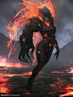 Demon Girl advanced - LOTC by jameszapata on deviantART